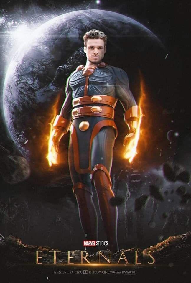 Marvel's Eternals Movie